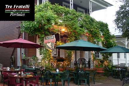 Tre Fratelli Restaurants in Central America.