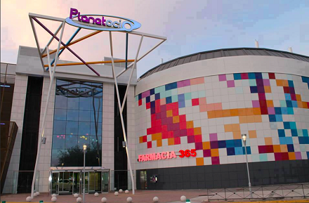 Planetocio Shopping Centre