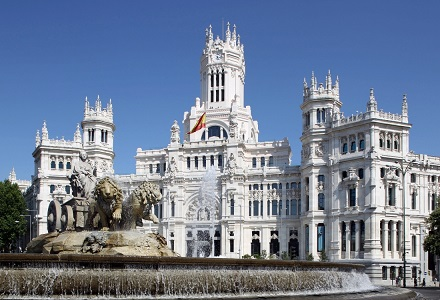 Centro-Centro Events (town hall Madrid)